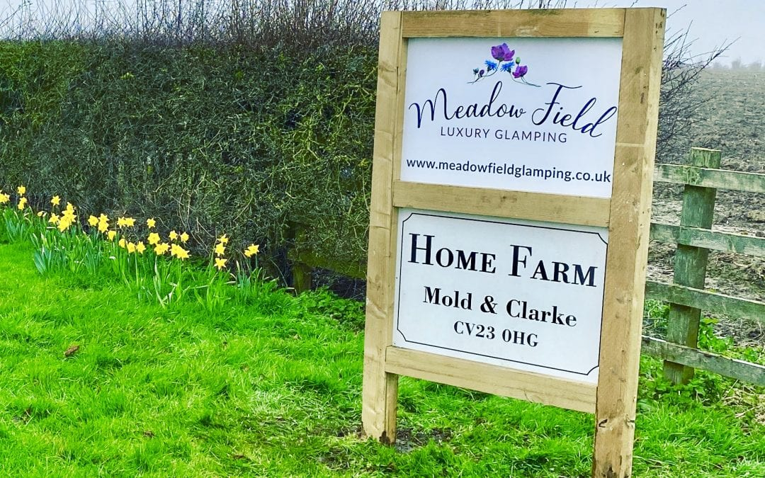 Meadow Field Luxury Glamping