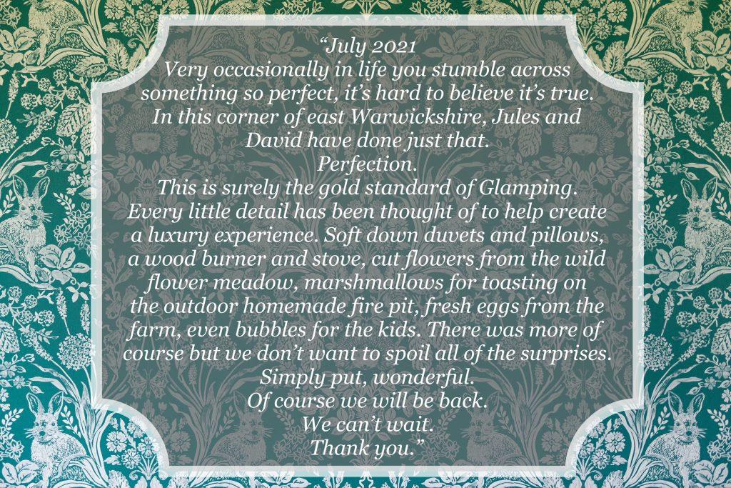 amazing luxury safari tent review